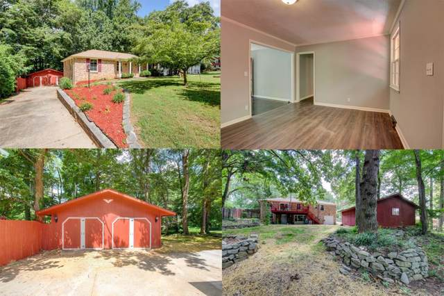 205 Robin Hood Dr, Clarksville, TN 37042 (MLS #RTC2072276) :: CityLiving Group