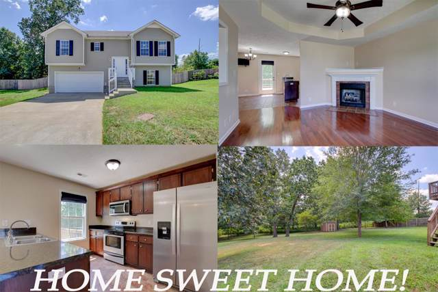 1624 Broad Cir, Clarksville, TN 37042 (MLS #RTC2072278) :: DeSelms Real Estate