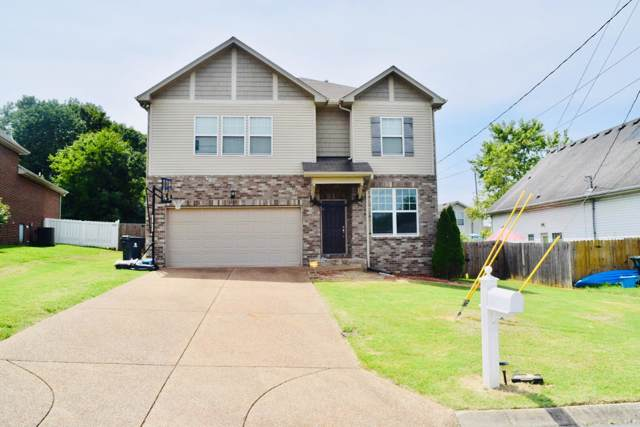 1203 Saddle Brk, Mount Juliet, TN 37122 (MLS #RTC2072300) :: Maples Realty and Auction Co.