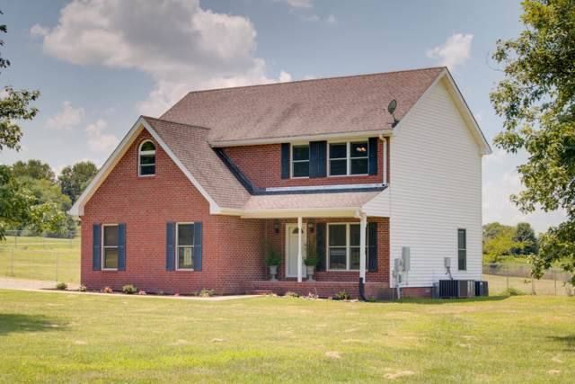 1051 Old Hopewell Rd, Castalian Springs, TN 37031 (MLS #RTC2072328) :: Village Real Estate
