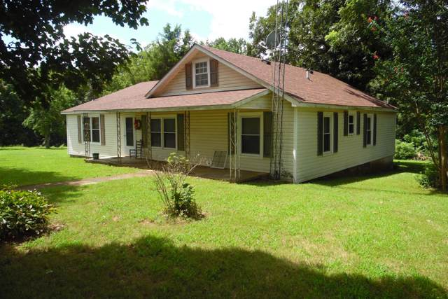 147 Beeler Rd, Lawrenceburg, TN 38464 (MLS #RTC2072348) :: Nashville on the Move