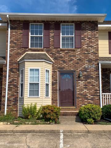 2308 Raleigh Ct Apt B, Clarksville, TN 37043 (MLS #RTC2072391) :: Ashley Claire Real Estate - Benchmark Realty