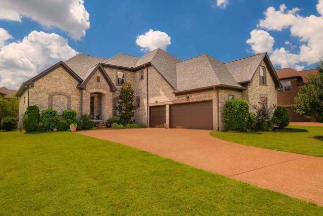 333 Crooked Creek Lane, Hendersonville, TN 37075 (MLS #RTC2072398) :: Village Real Estate