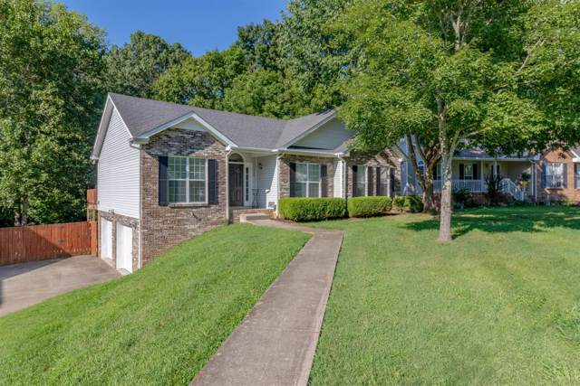3154 Whitetail Dr, Clarksville, TN 37043 (MLS #RTC2072404) :: Ashley Claire Real Estate - Benchmark Realty