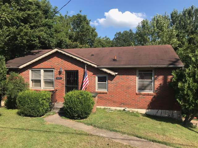 829 Rose Park Dr, Nashville, TN 37206 (MLS #RTC2072461) :: REMAX Elite