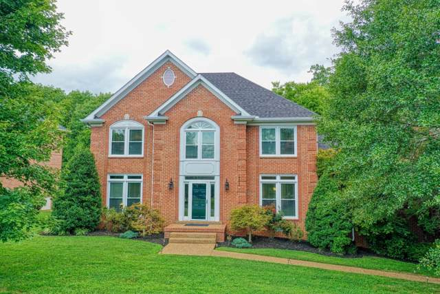 127 Ballentrae Dr, Hendersonville, TN 37075 (MLS #RTC2072480) :: Village Real Estate