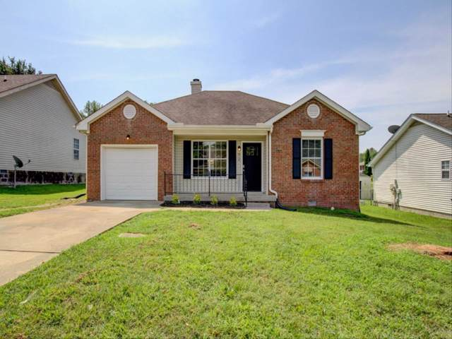92 Grassmire Dr, Clarksville, TN 37042 (MLS #RTC2072507) :: Ashley Claire Real Estate - Benchmark Realty