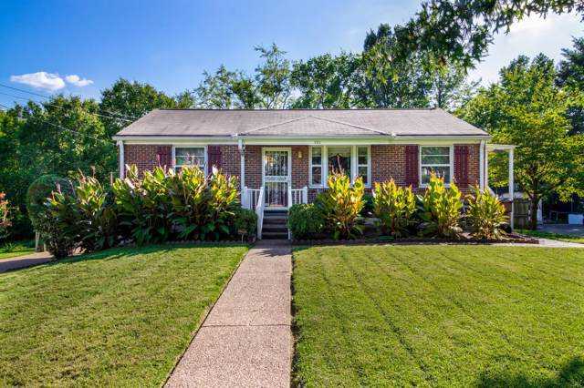331 Luna Dr, Nashville, TN 37211 (MLS #RTC2072543) :: DeSelms Real Estate