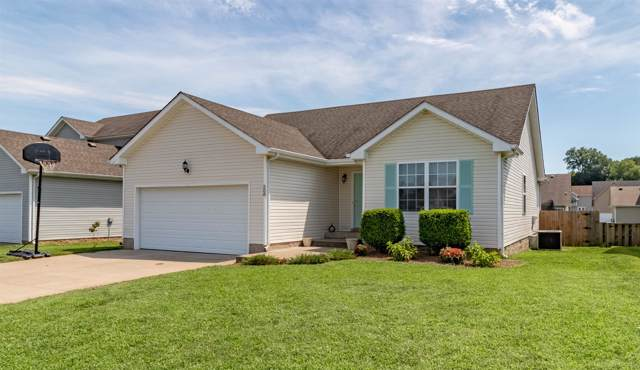 508 Oakmont Dr, Clarksville, TN 37042 (MLS #RTC2072561) :: DeSelms Real Estate