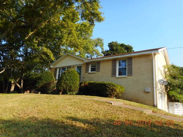 1982 Mark Ave, Clarksville, TN 37043 (MLS #RTC2072590) :: Ashley Claire Real Estate - Benchmark Realty