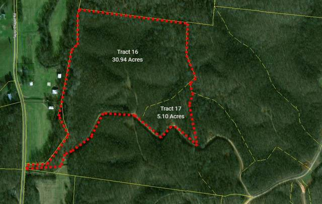 0 Keel Hollow Rd - Section E, Dover, TN 37058 (MLS #RTC2072609) :: Armstrong Real Estate