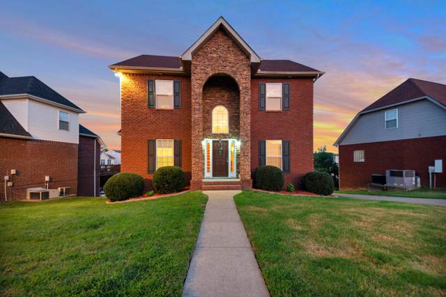 3612 Bentfield Dr, Antioch, TN 37013 (MLS #RTC2072611) :: DeSelms Real Estate