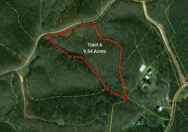 0 Keel Hollow Rd - Tract 6, Dover, TN 37058 (MLS #RTC2072630) :: REMAX Elite