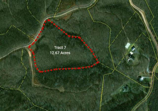 0 Keel Hollow Rd - Tract 7, Dover, TN 37058 (MLS #RTC2072636) :: REMAX Elite