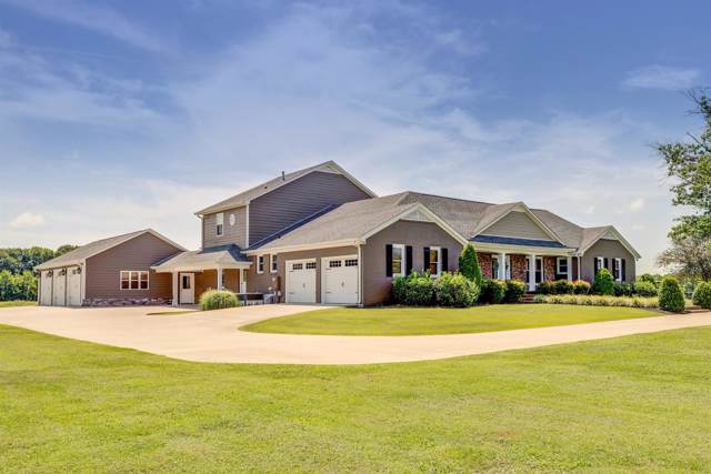 856 S Cross Bridges Rd, Mount Pleasant, TN 38474 (MLS #RTC2072644) :: Christian Black Team