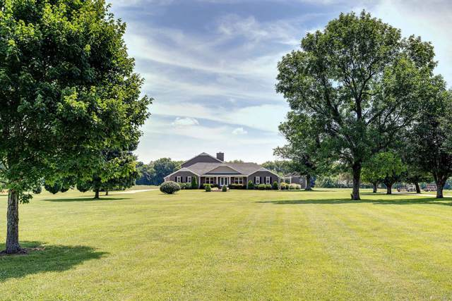 856 S Cross Bridges Rd, Mount Pleasant, TN 38474 (MLS #RTC2072647) :: Village Real Estate