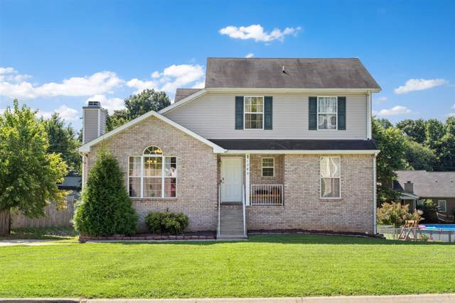 1345 Bluebonnet Dr, Clarksville, TN 37042 (MLS #RTC2072683) :: Exit Realty Music City