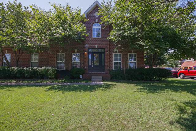 1718 Benjamin Dr, Murfreesboro, TN 37128 (MLS #RTC2072691) :: John Jones Real Estate LLC