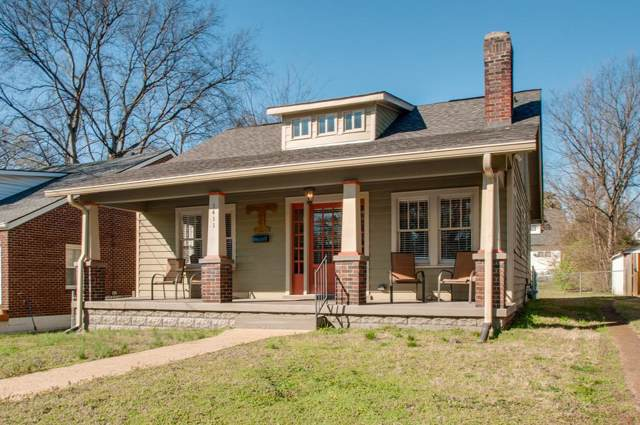1411 Holly St, Nashville, TN 37206 (MLS #RTC2072697) :: Maples Realty and Auction Co.