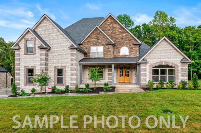 39 Stonehenge, Clarksville, TN 37043 (MLS #RTC2072707) :: Christian Black Team