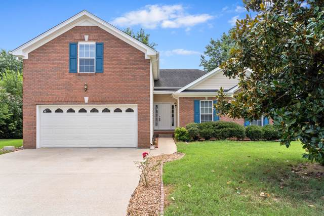 1180 Connemara Way, Clarksville, TN 37040 (MLS #RTC2072712) :: The Milam Group at Fridrich & Clark Realty