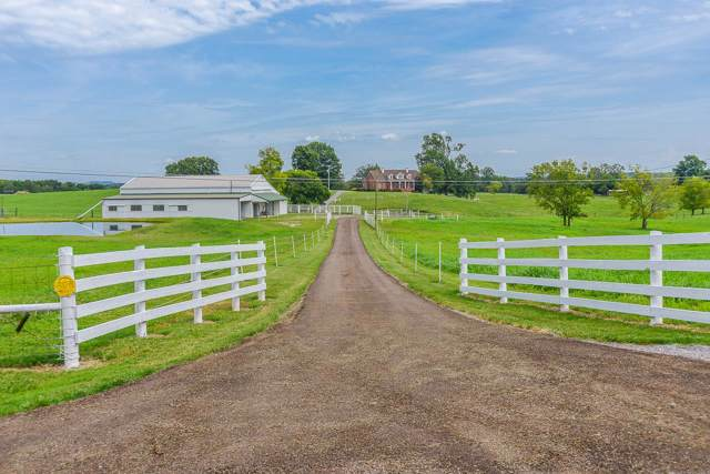 147 Coble Rd, Shelbyville, TN 37160 (MLS #RTC2072716) :: Fridrich & Clark Realty, LLC