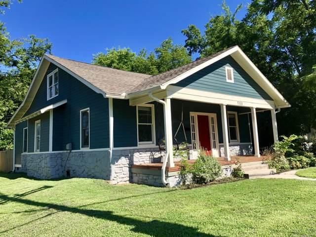 700 Mcferrin Ave, Nashville, TN 37206 (MLS #RTC2072727) :: Team Wilson Real Estate Partners