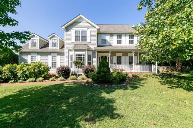 2609 Palamino Court, Thompsons Station, TN 37179 (MLS #RTC2072741) :: Berkshire Hathaway HomeServices Woodmont Realty