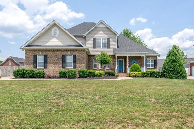 290 Kevin Dr, Murfreesboro, TN 37129 (MLS #RTC2072765) :: Village Real Estate