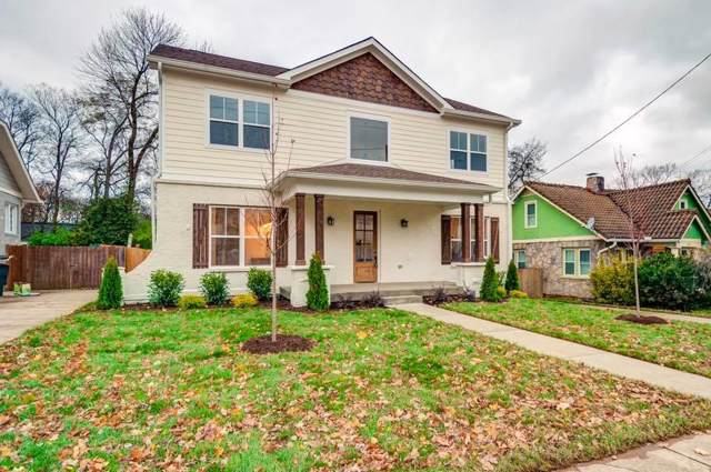 407 Scott Ave, Nashville, TN 37206 (MLS #RTC2072769) :: REMAX Elite