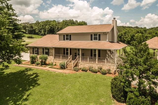 121 Ridgemar Trl, Hendersonville, TN 37075 (MLS #RTC2072776) :: RE/MAX Choice Properties