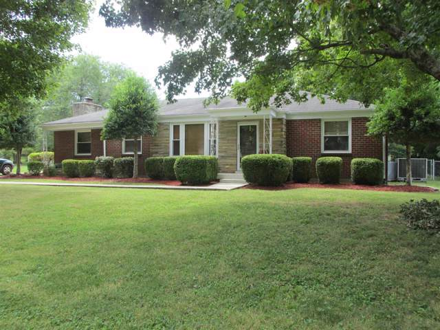 130 N Meadow Dr, Clarksville, TN 37043 (MLS #RTC2072778) :: John Jones Real Estate LLC