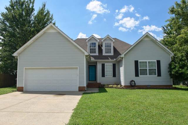 1307 Edgewood Court, Murfreesboro, TN 37130 (MLS #RTC2072786) :: RE/MAX Homes And Estates