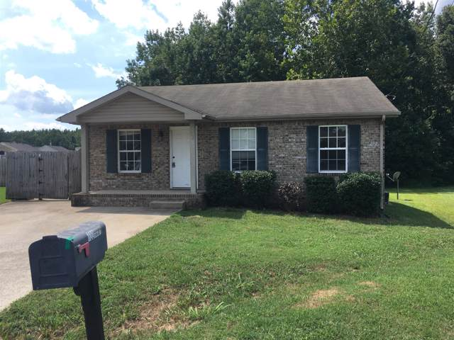 722 Donna Ct., Clarksville, TN 37042 (MLS #RTC2072800) :: The Milam Group at Fridrich & Clark Realty
