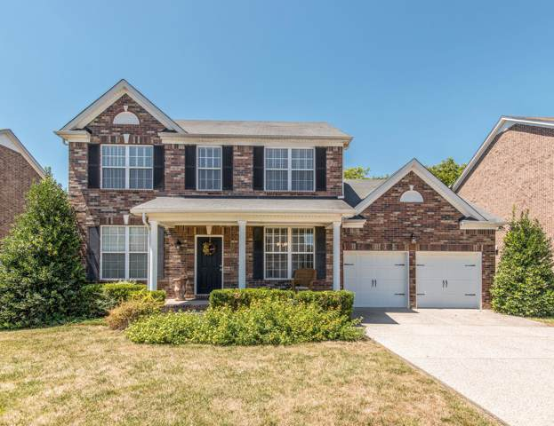 1012 Aenon Cir, Spring Hill, TN 37174 (MLS #RTC2072823) :: Berkshire Hathaway HomeServices Woodmont Realty