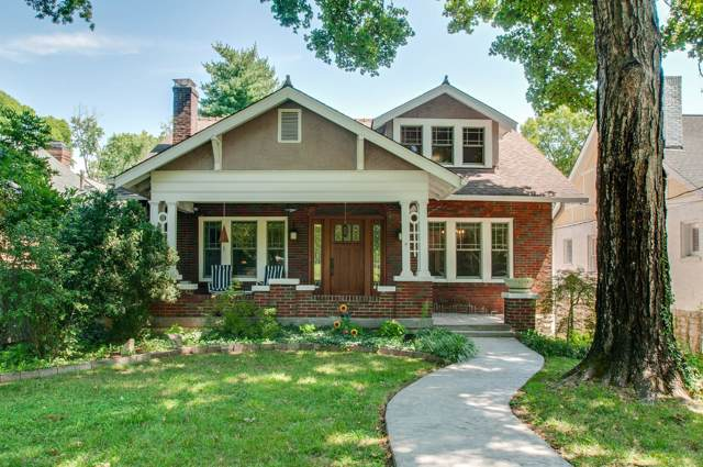 128 Woodmont Blvd, Nashville, TN 37205 (MLS #RTC2072829) :: RE/MAX Choice Properties