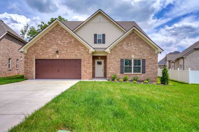 1208 Hensfield Drive, Murfreesboro, TN 37128 (MLS #RTC2072834) :: Village Real Estate
