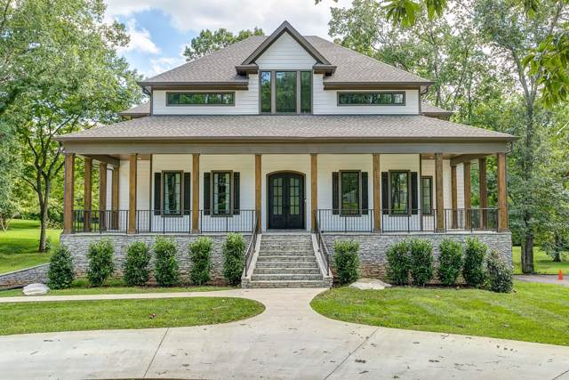 611 Georgetown Dr, Nashville, TN 37205 (MLS #RTC2072862) :: RE/MAX Choice Properties