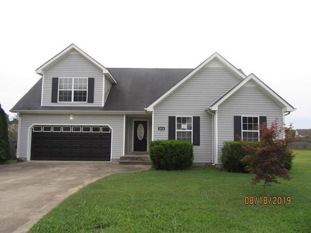 3828 Angelise Ln, Clarksville, TN 37042 (MLS #RTC2072930) :: Nashville on the Move