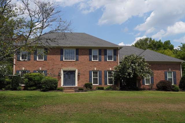 224 The Hollows Ct, Hendersonville, TN 37075 (MLS #RTC2072938) :: RE/MAX Choice Properties