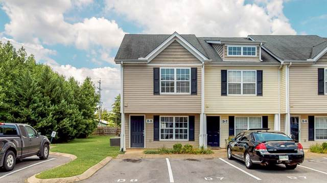 2961 S Rutherford Blvd D-8, Murfreesboro, TN 37130 (MLS #RTC2072944) :: John Jones Real Estate LLC