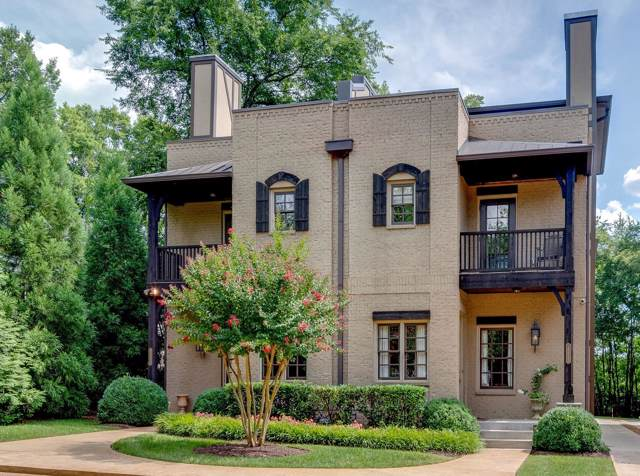 1511B Gale Ln, Nashville, TN 37212 (MLS #RTC2072946) :: HALO Realty