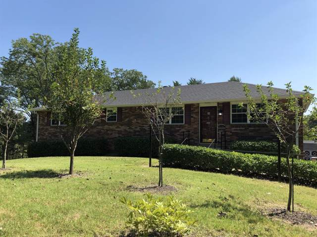 5743 S New Hope Rd, Hermitage, TN 37076 (MLS #RTC2072949) :: RE/MAX Choice Properties