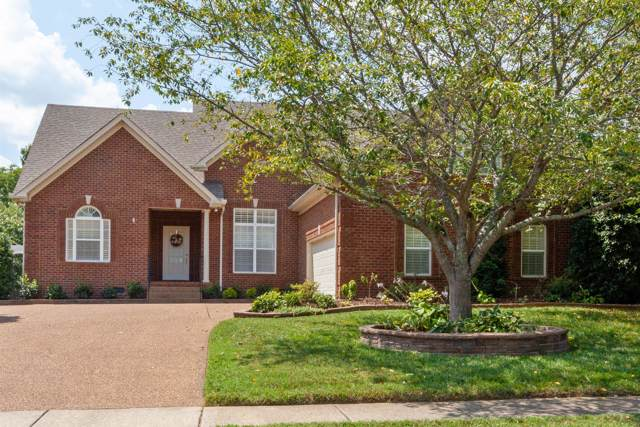 1169 Mccoury Ln, Spring Hill, TN 37174 (MLS #RTC2072962) :: Exit Realty Music City
