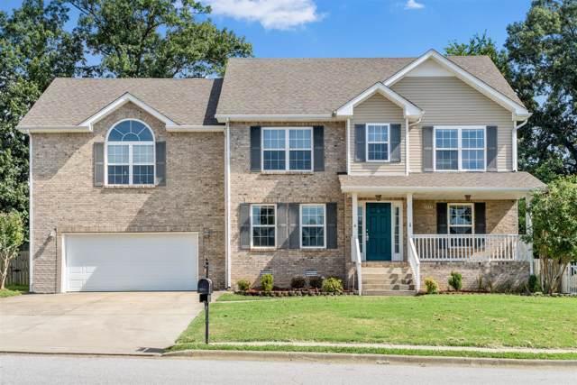 2537 Hattington Dr, Clarksville, TN 37042 (MLS #RTC2072975) :: Nashville on the Move