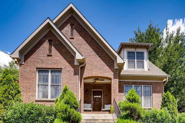 1209 Lillian St, Nashville, TN 37206 (MLS #RTC2073004) :: Armstrong Real Estate