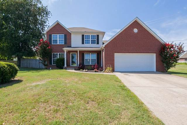 1315 Chapman Ct, Spring Hill, TN 37174 (MLS #RTC2073071) :: Village Real Estate