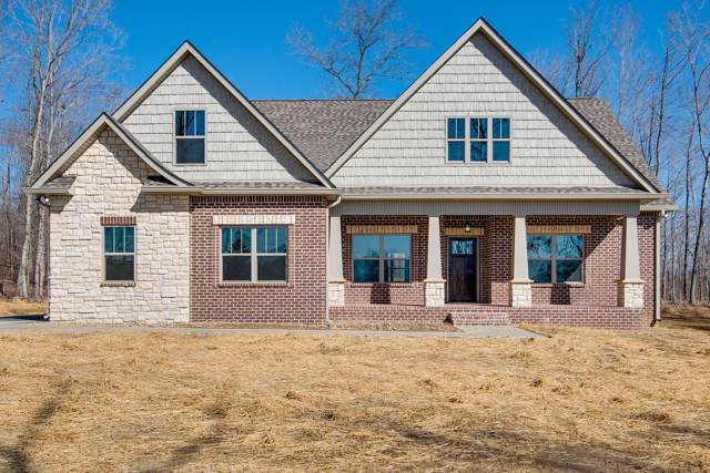 71 Evergreen Trail, Burns, TN 37029 (MLS #RTC2073130) :: Nashville's Home Hunters