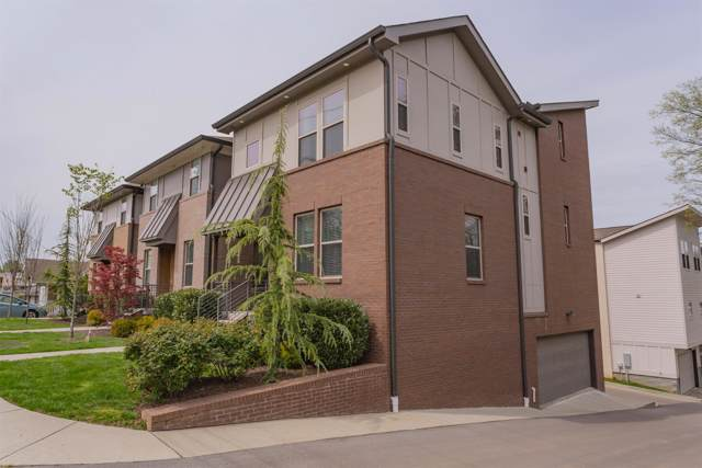 502 Southgate Ave Apt 3, Nashville, TN 37203 (MLS #RTC2073188) :: DeSelms Real Estate