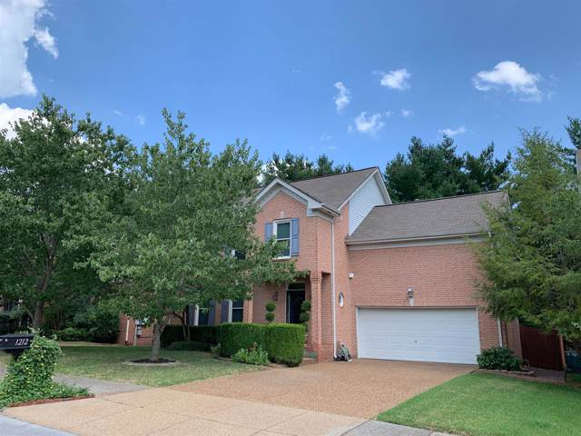 1212 Buckingham Cir, Franklin, TN 37064 (MLS #RTC2073224) :: The Miles Team | Compass Tennesee, LLC